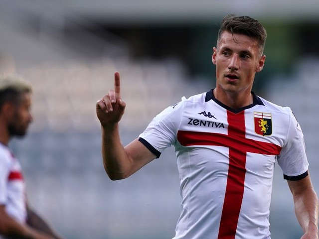 Official: Inter Bring Pinamonti Back From Genoa