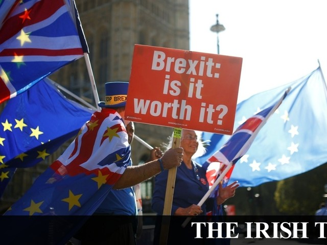 Simon Coveney says EU willing to extend transition period