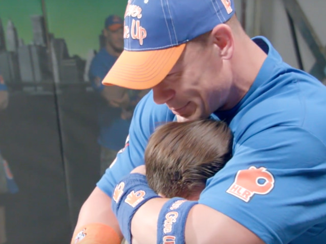 Fans Turn The Tables On John Cena With Emotional Surprise