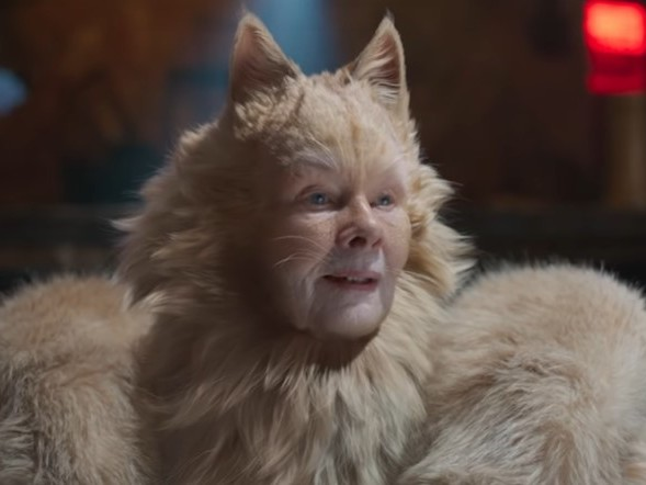Judi Dench Hasn't Seen 'Cats' – But She's Amused by Her Razzie Nom for Worst Supporting Actress