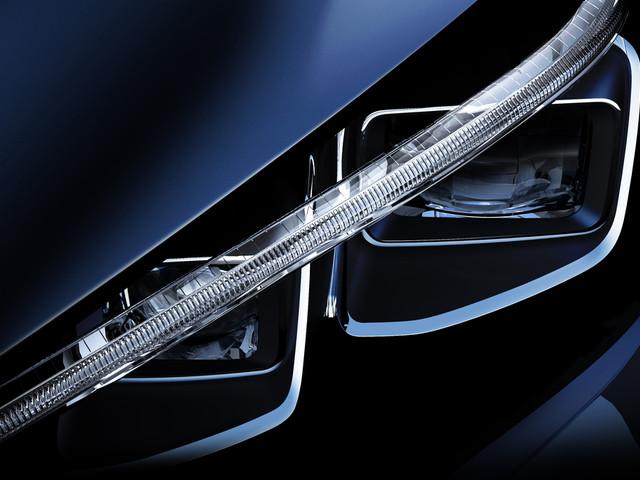 Nissan's Next-gen Leaf Will Kind of, Sort of, Drive Itself