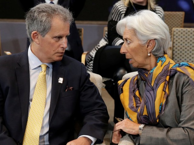 Post-Brexit market fragmentation in Europe would be 'costly,' IMF No. 2 says