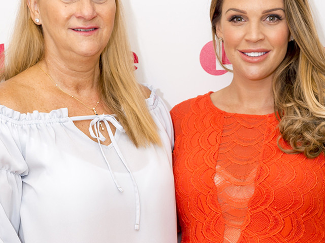 'Nothing takes the pain away': Fans in tears as Danielle Lloyd and her mum emotionally discuss 'invisible illness' on Lorraine