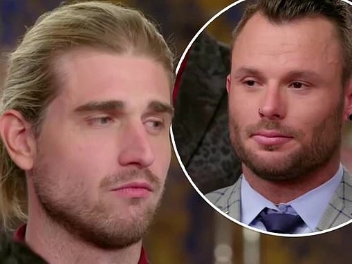 Agostino Guardiani is sent home from The Bachelorette after missing out on a rose from Becky Miles