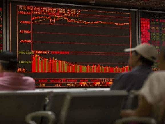 Asian trade tense in the shadow of Evergrande and the Fed