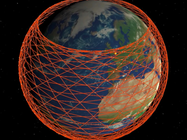 Elon Musk's SpaceX is launching the first of 12,000 Starlink satellites to cover Earth in high-speed internet. Here's how the ambitious project might work.