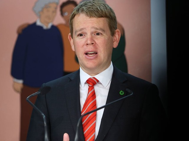 New Zealand's Covid Minister Wants People To 'Spread Their Legs' Not Covid