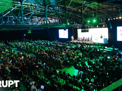 Snag your super early-bird passes for Disrupt Berlin 2018