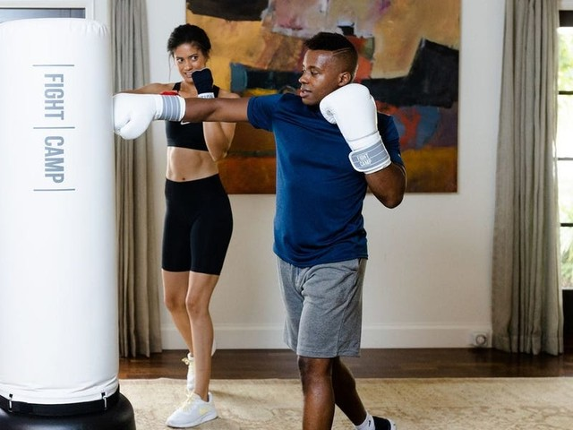 FightCamp turns your living room into a professional boxing gym — its full-body workouts are fun and get you real results
