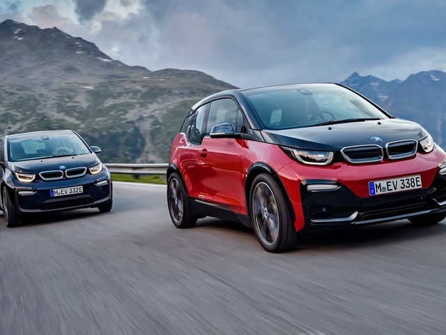 2019 BMW i3 might debut in Paris with a longer driving range