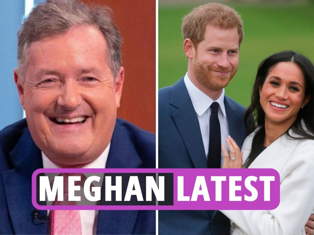 Meghan Markle news latest – Piers Morgan cleared by Ofcom leaving Meg 'livid' after Prince Harry and Duchess complaint