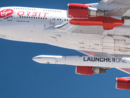 Virgin Orbit plans to launch first commercial small satellites to Mars