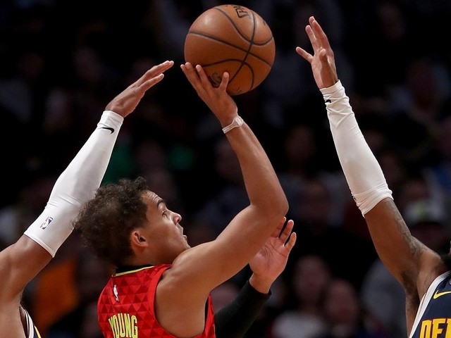 Trae Young is possible because of Steph Curry and James Harden