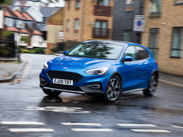 Ford Focus Active X Vignale 1.0 Ecoboost MHEV 2020 UK review