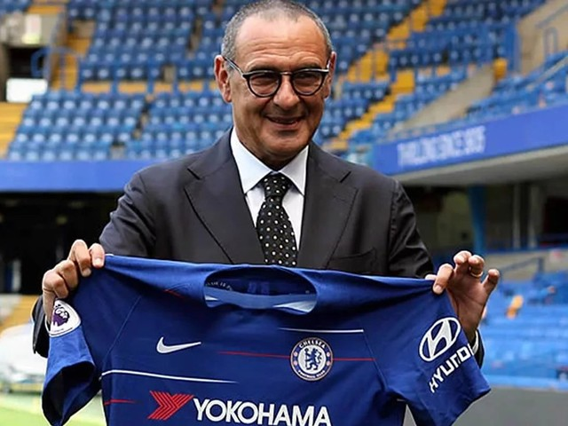 Maurizio Sarri reveals the signing he wants Chelsea FC to make this month