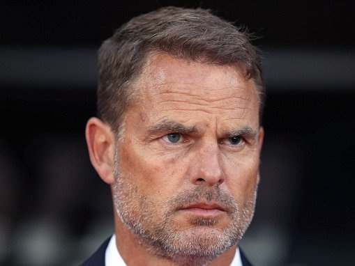 Palace boss Frank de Boer is sticking to his principles