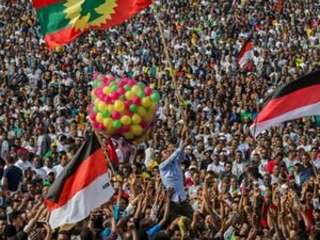 The Latest: African leaders praise Nobel laureate Abiy