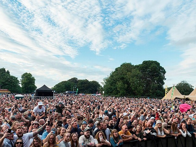 A mini 'Glastonbury' is taking place this summer near Liverpool