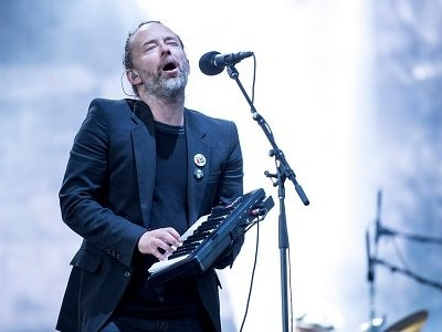 Thom Yorke adds North American tour to 2020 solo plans