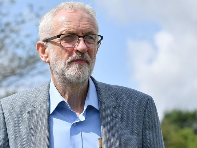 Corbyn: Not up to parliament to block Scottish vote