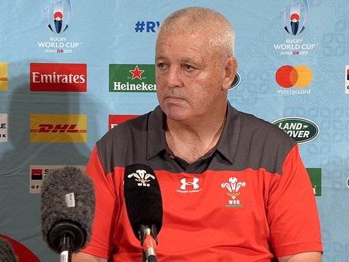 Wales boss Warren Gatland admits pain of Rob Howley bombshell