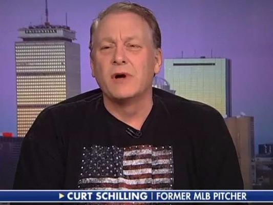 Curt Schilling again rips ESPN for having 'some of the most racist people in sports'