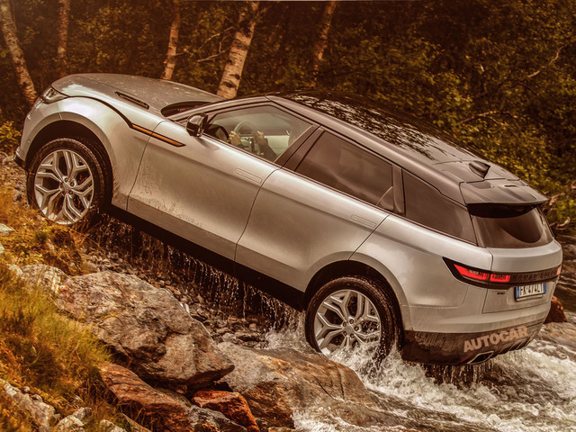 2019 Range Rover Evoque Mk2 to get heavy Velar influence