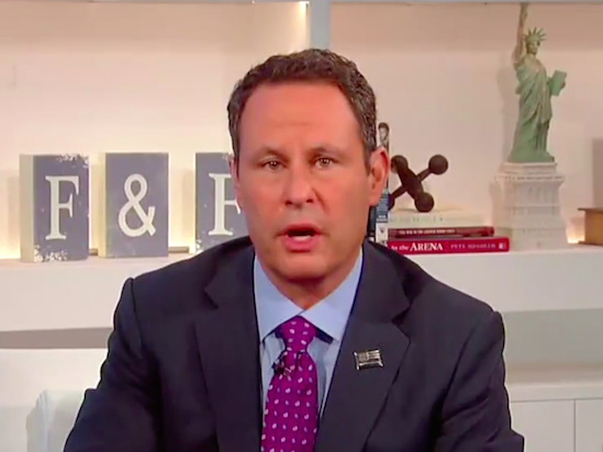 Fox News' Brian Kilmeade Calls Out Double Standard on Social Distancing for Protesters