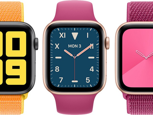 Apple Releases watchOS 6 With Dedicated App Store, New Watch Faces, Noise Monitoring App and More