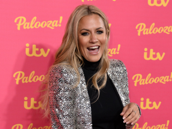 Caroline Flack Memorialized by 'Love Island' With Montage of Her Slow-Mo Walks (Video)