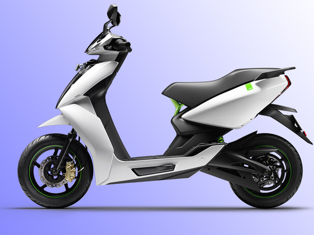 Ather 450X e-scooter to be launched soon