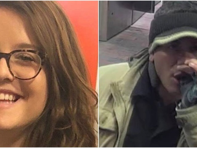 Police used surveillance footage to find a missing 23-year-old Boston woman in a stranger's house 3 days after she disappeared after leaving a bar