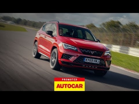 Promoted | Hands-on with the CUPRA Ateca