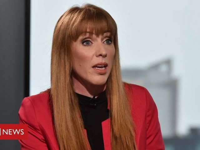 Angela Rayner apologises after 'scum' remark in Commons