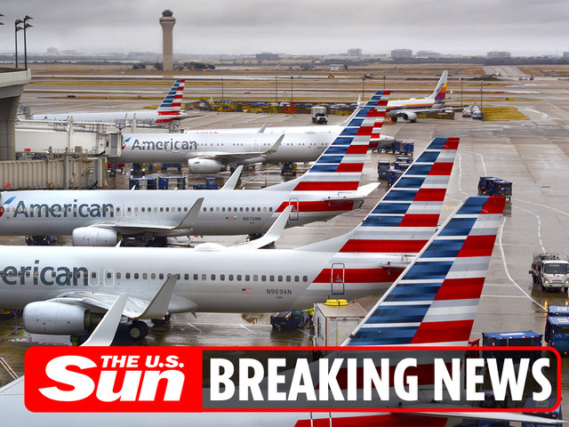 American Airlines cancels HUNDREDS of flights because of staff shortages and 2,500 more could be cut in July