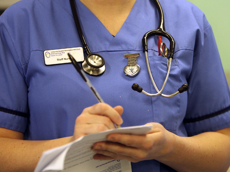 NHS England has 'no chance' of filling staff shortages
