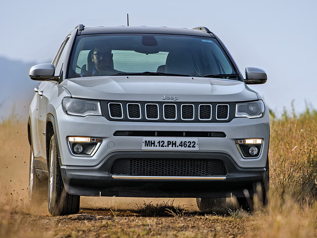 Review: 2017 Jeep Compass review, road test
