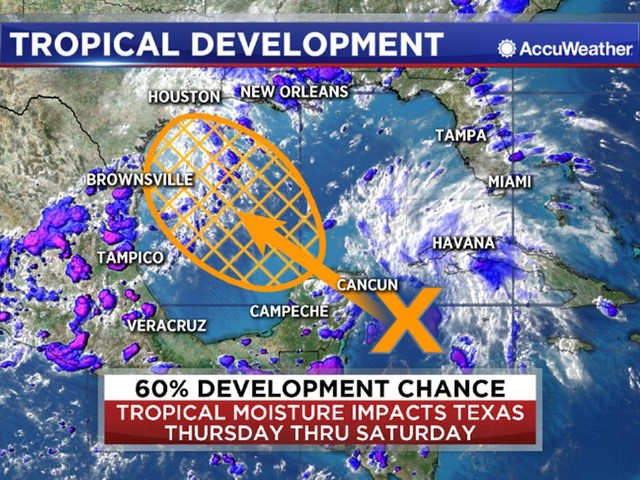 TROPICAL UPDATE: Florence threatens East Coast, and increased chance for tropical depression or storm in Gulf