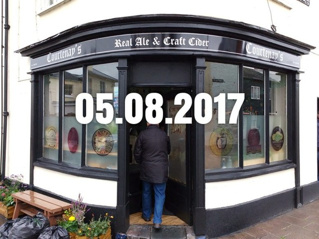 News, Nuggets & Longreads 05 August 2017: Anchor, 'Arf Pints, Amsterdam