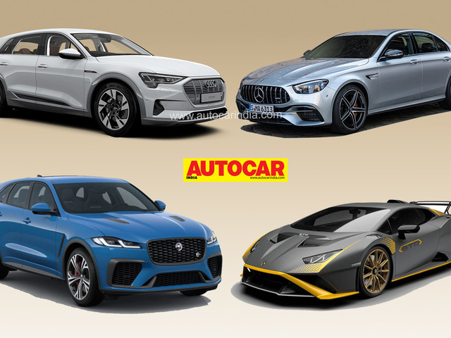 New car, SUV launches in July 2021