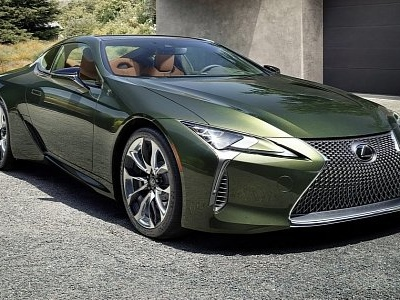 """Lexus Heads Down Under With LC Inspiration Series, """"Fewer Than 10 Units"""" Offered"""