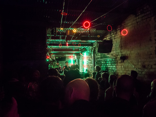 God Colony, Farhood, Hannah Bitowski: Rat Alley, Liverpool