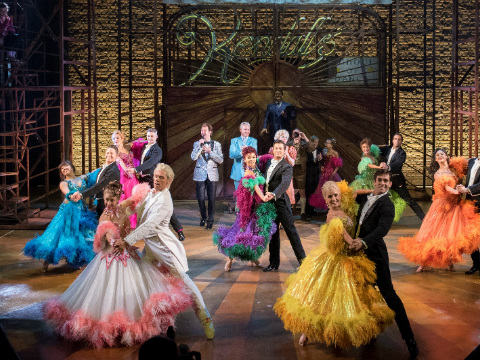 Strictly Ballroom The Musical at the Piccadilly Theatre