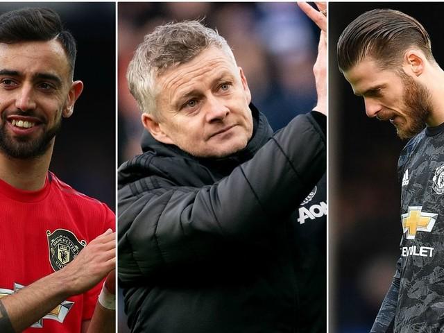 Manchester United news and transfers LIVE Everton reaction plus David de Gea latest