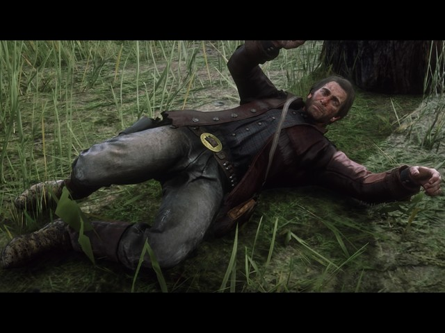 Where to find your lost hat, horse and weapons in Red Dead Redemption 2