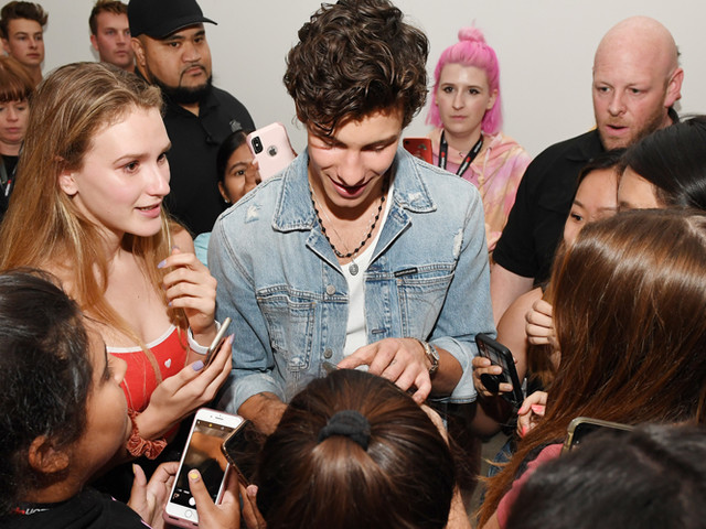 Shawn Mendes Surprises Fans at 'This Is Shawn' Experience in NYC