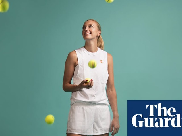 Petra Kvitová: 'I didn't know if I'd be able to hold a racket again'