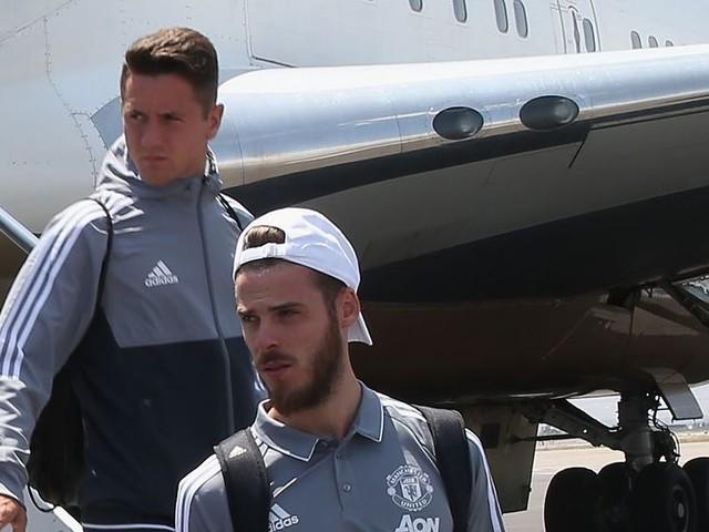 David de Gea focused on Manchester United despite Real Madrid interest