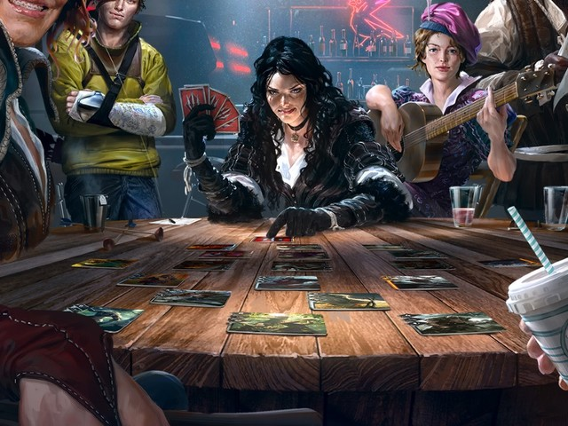 GIVEAWAY! 2,000 closed beta keys for Gwent: The Witcher Card Game on PC and Xbox One