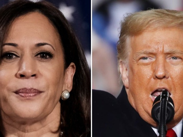 Kamala Harris fires back at President Trump and other Republicans who mockingly mispronounce her name